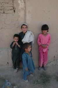 Afghanske barn