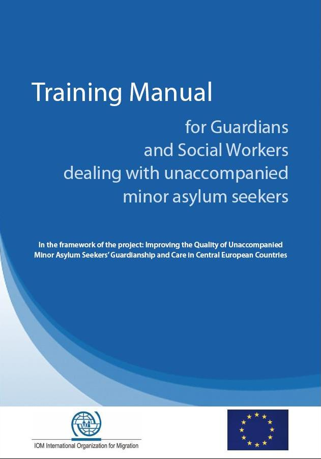 Training manual cover